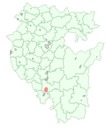 Город Мелеуз на карте